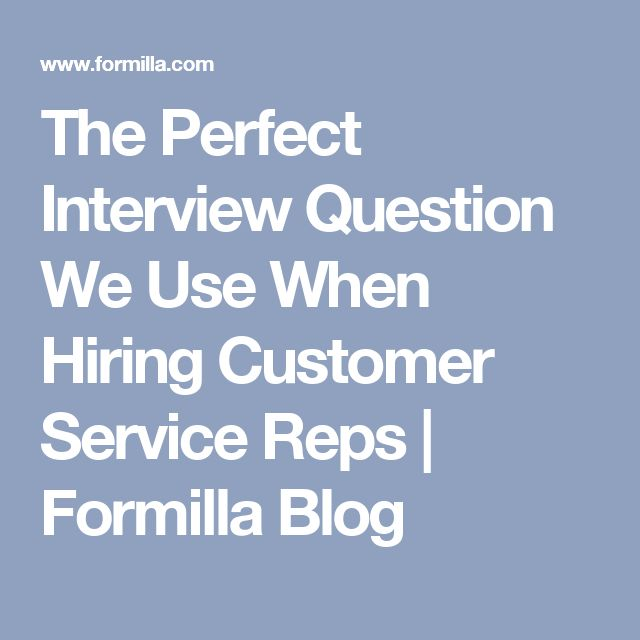 Best 25+ Customer service interview questions ideas on Pinterest - service list sample
