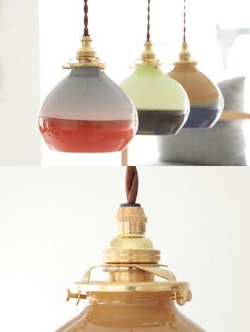 studio prepa スタジオプレパ:吹きガラスの照明 layer lamp(レイヤーランプ)