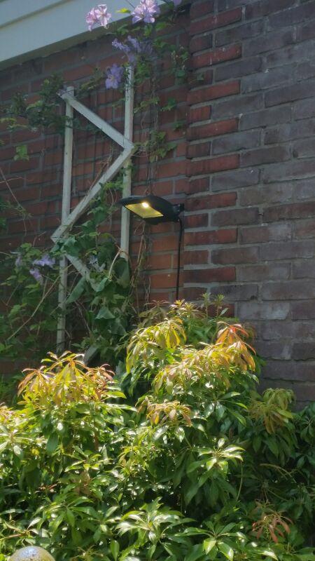 LED verlichting tuin Drachten Friesland http://www.wjbverlichting.nl