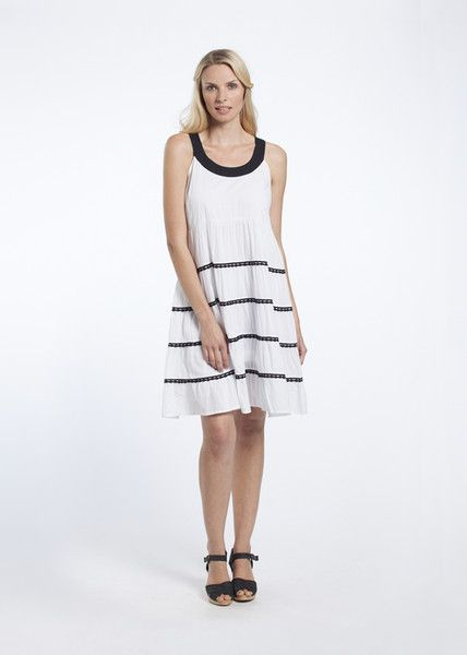 Imogen dress from High End Summer Look Book by KAJA Clothing