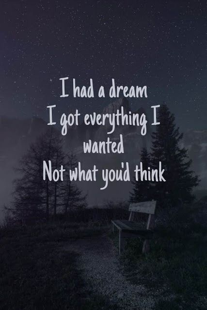 Pictures Quotes Billie Eilish - Everything I Wanted (With ...