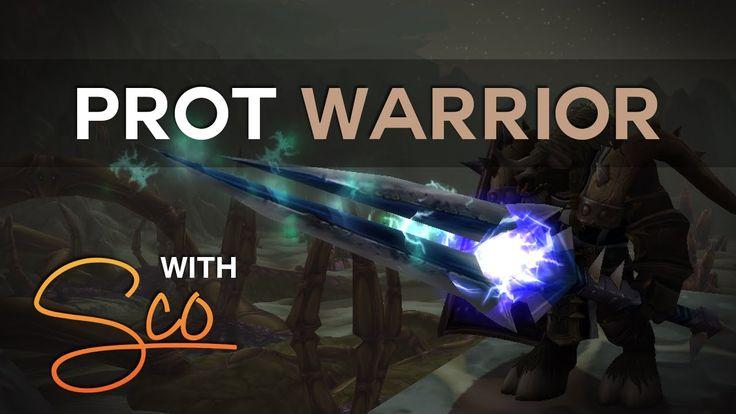 nice WoW Legion Alpha - Prot Warrior Eye of Azshara 5man