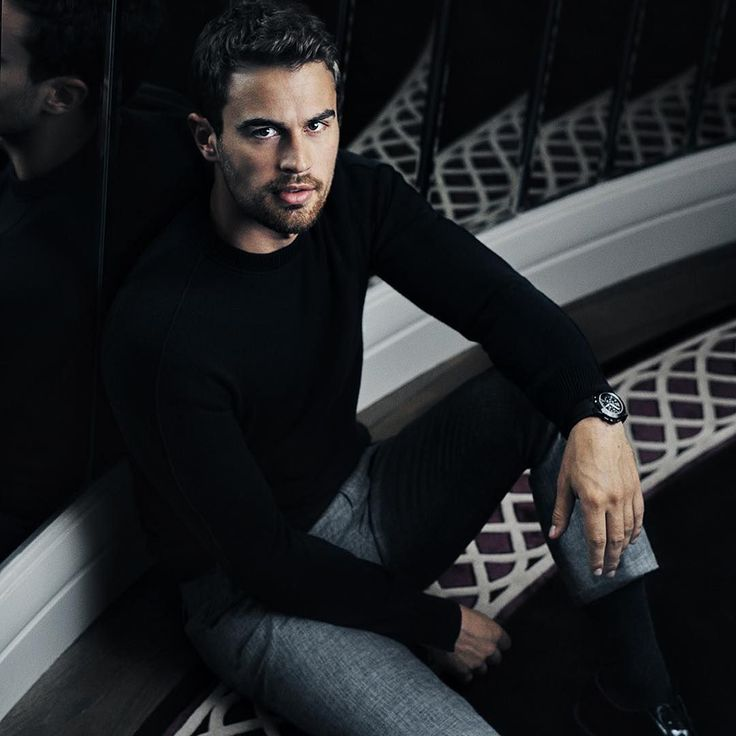 Image result for theo james photoshoot