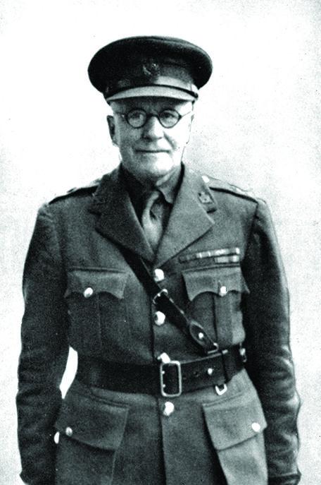 Alexander Paterson Scotland (1882–1965). Foto: Namibisches Nationalarchiv