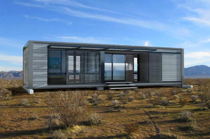 Affordable Home Designs   Gallery: Modern Connect:Homes are the Latest in Affordable, Green ...
