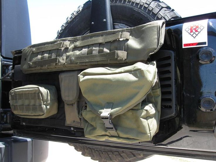 Tactical Accessories For Jeeps Tmm Tailgate Maximizer