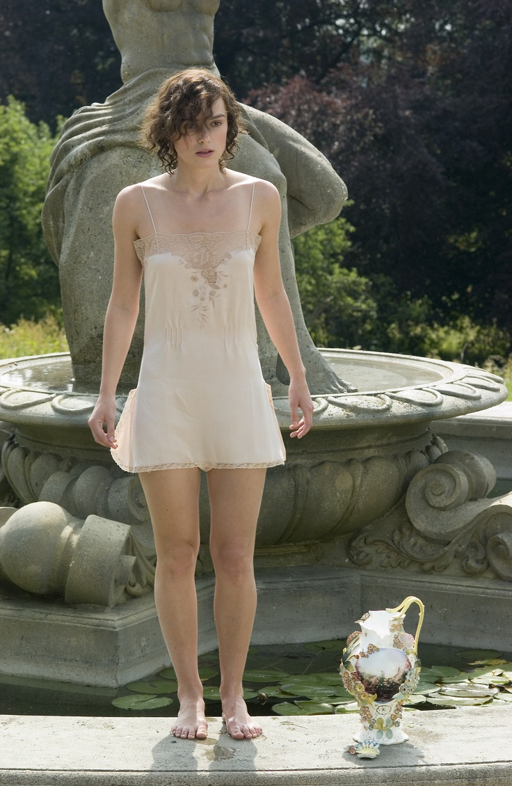 "Keira Knightley in ""Atonement"" 2007, directed by Joe Wright."