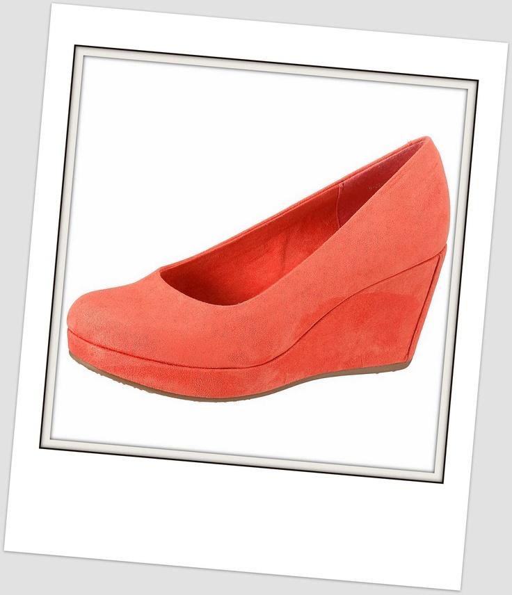 s.Oliver Pumps #coral #shoes