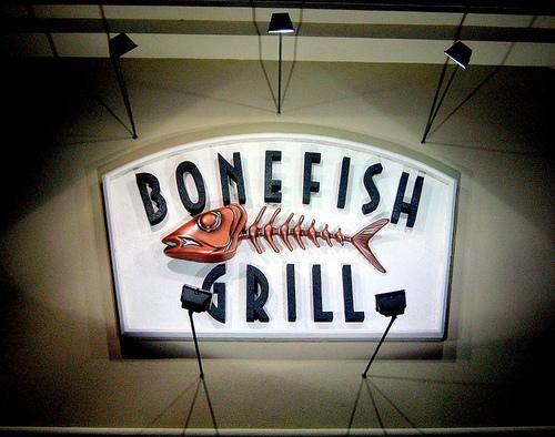 Bonefish Grill Recipes Foods.  Diablo Shrimp Fettuccine, Corn Chowder with Lump Crab, Bang Bang Shrimp, Crab Cakes, Rainbow Trout, Coconut Shrimp, Grouper