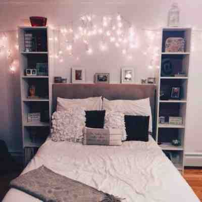 best 25 bedroom shelves ideas on pinterest - Teenage Girl Bedroom Wall Designs