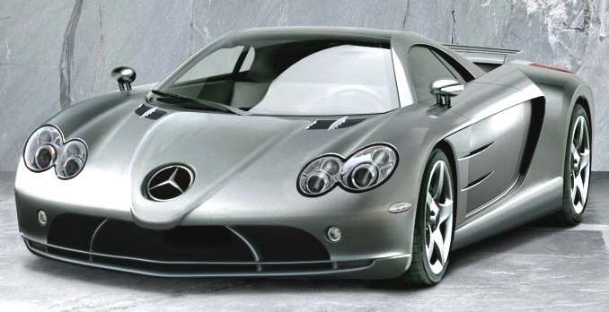 Ultimate Dream Car, Mercedes McLaren, so nice!