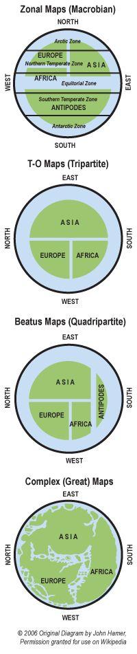 Mappa mundi -