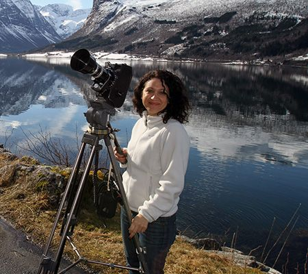 """""""Sunshine Superman"""", a new documentary featuring world renowned BASE jumpers Jean and Carl Boenish, gives audiences a breathtaking view of  both superhuman feats and humanity.   Pictured: Director Marah Strauch"""