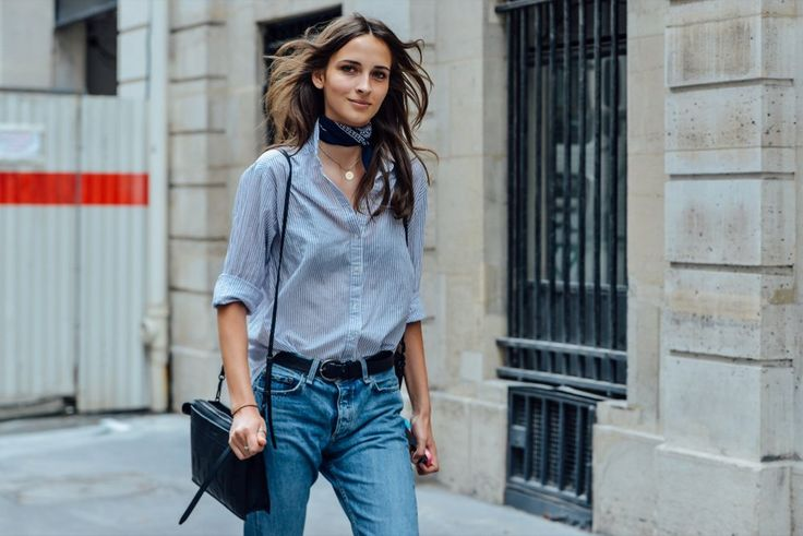 Outfit of The Week: Parisian Tomboy