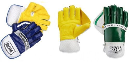 Bdm Armstrong Cricket Wicket Keeping Gloves  Free Inners  Free Shipping Free Shipping
