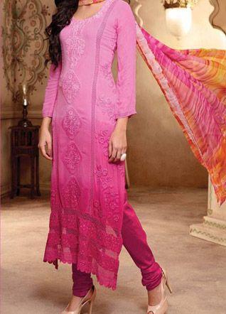 Stylish Indian Salwar Kameez Suit