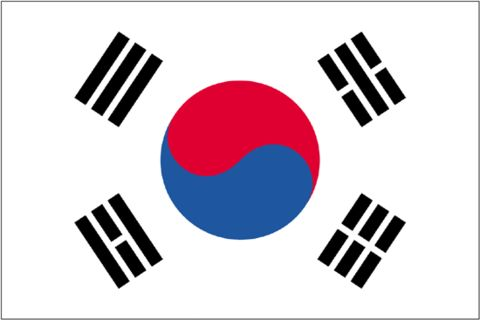 South Korea Flag - Fly-Me Flag