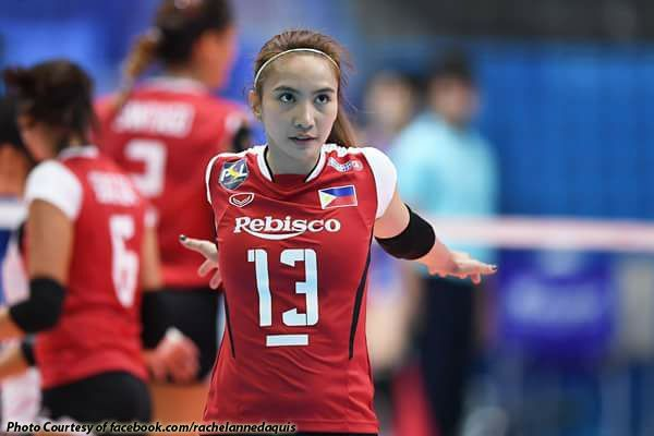 Rebisco PSL-Manila fell to Vietin Bank of Vietnam, 25-21, 17-25, 25-20, 25-14 for its second straight setback in the Asian Women's Club Volleyball Championships in Ust, Kamenogorsk, Kazakhstan.