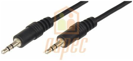 Rexant Шнур  3.5мм  штекер стерео - 3.5мм  штекер стерео  0.5м  rexant  — 300 руб. —  Шнур 3.5мм штекер стерео - 3.5мм штекер стерео 0.5М REXANT предназначен для передачи аналогового аудиосигнала и широко применяется в любых акустических системах. С обеих сторон шнура располагаются штекеры разъема 3.5мм Stereo. Шнур используется для совместной эксплуатации домашней и профессиональной аудиоаппаратуры (микрофоны, электронные музыкальные инструменты, плееры, усилители звука, телевизоры…