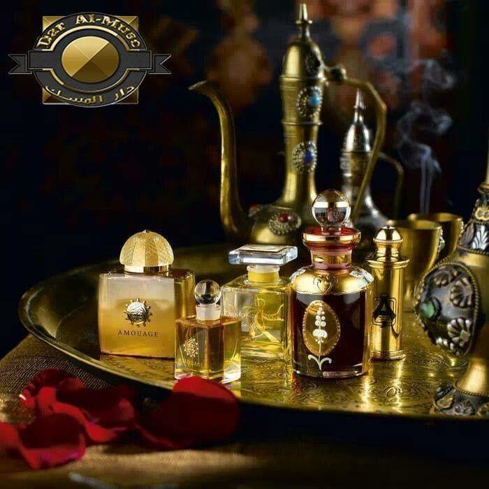 Les bienfaits de l'usage du parfum en Islam.   Dar Al Musc