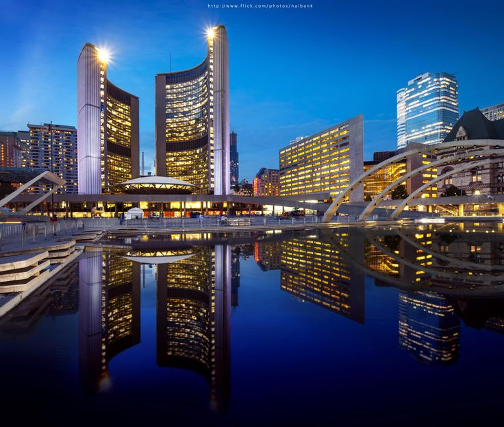 Toronto city hall -