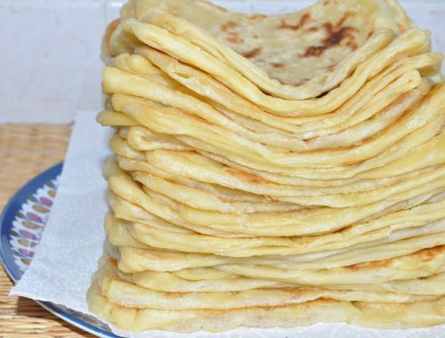 Msemens   Crêpes Marocaines