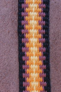 """ASpinnerWeaver: Patterns for 1"""" Wide Bands"""