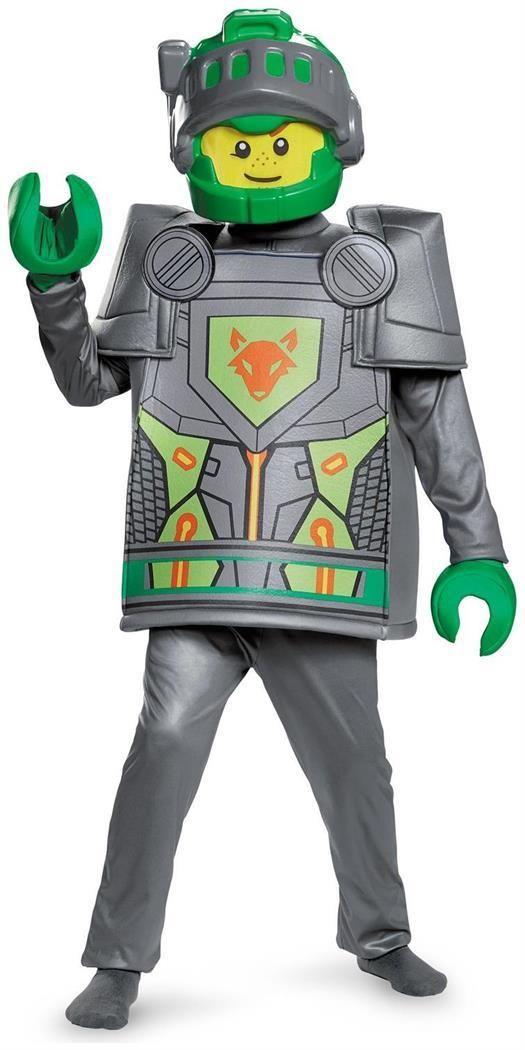 PartyBell.com - #Lego Nexo Knights Aaron Deluxe Child #HalloweenCostume