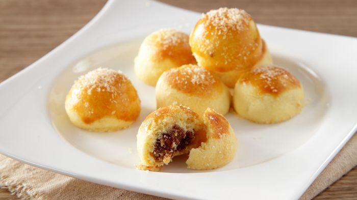 Resep Kue Nastar Kurma Yang Lembut Di Mulut Resep Makanan Resep Kue