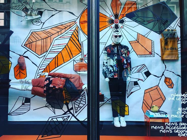 "HARVEY NICHOLS, London, UK, ""Challenges are what makes life interesting"", photo by Window Shoppings, pinned by Ton van der Veer"