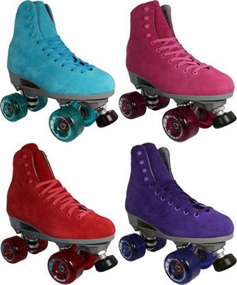 Sure-Grip Boardwalk Outdoor Roller Skates- Equipped with outdoor Sure-Grip Broadway Wheels and ABEC 3 bearings for a smooth ride  - Great choice of skates for all types of skaters from beginners to advanced  - One of our most expressive skates at Roller Skate Nation; colorful, durable and comfortable