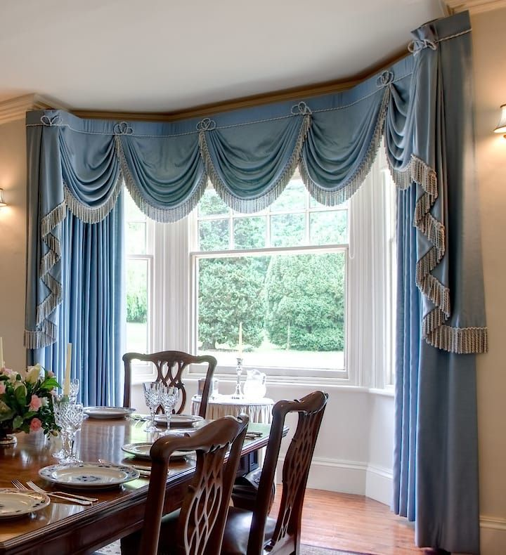 13 Window Treatment Ideas For Formal Dining Rooms Dining Room Windows Formal Dining Room Dining Room Window Treatments