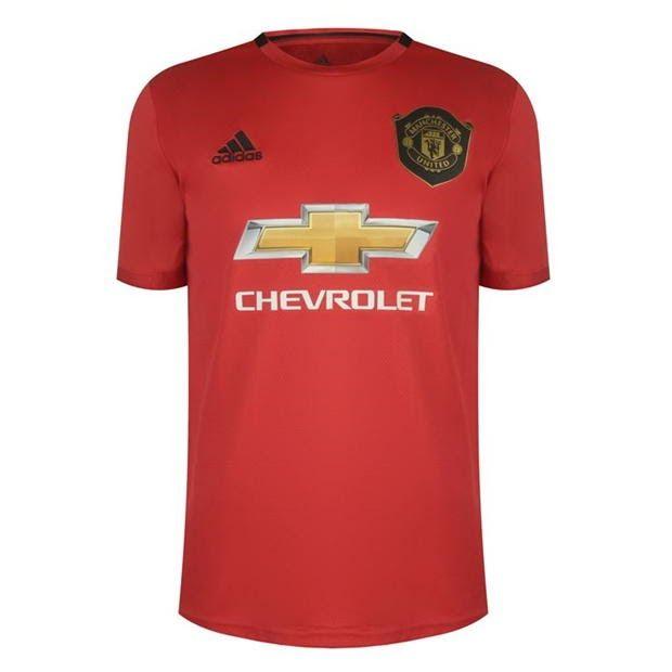 Adidas Manchester United Marcus Rashford Home Shirt 2019 2020 Adidas Manchester United Home Shirt 2019 2020 In 2020 Manchester United Shirt Manchester United Shirts