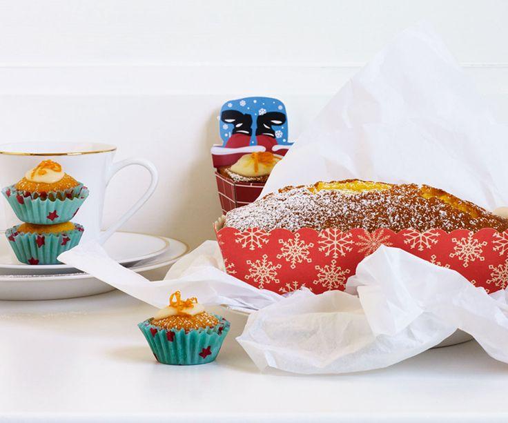 """Mit dem """"Orangencake""""-Rezept der Migros bringen Sie garantiert Weihnachtszauber in Ihre Küche!"""