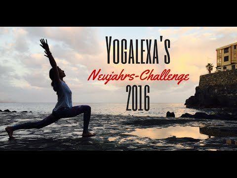 5 Yogalexas Neujahrs Challenge Tag 1