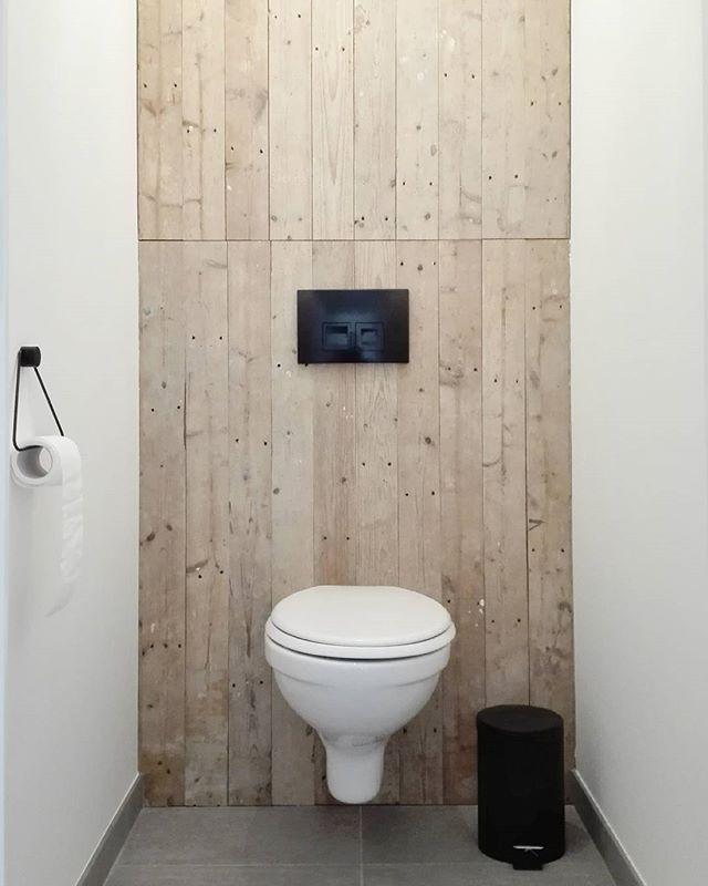 25 beste idee n over wc planken op pinterest badkamer handdoek opslag wc opslag en - Deco wc grijs ...