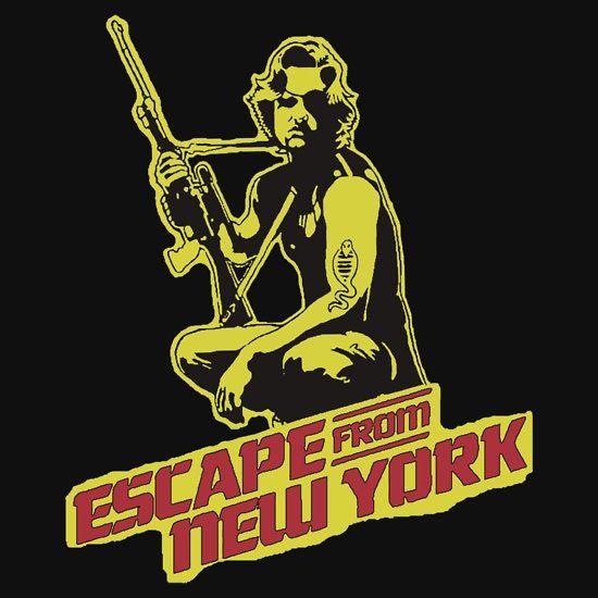 Snake Plissken (Escape from New York) Colour