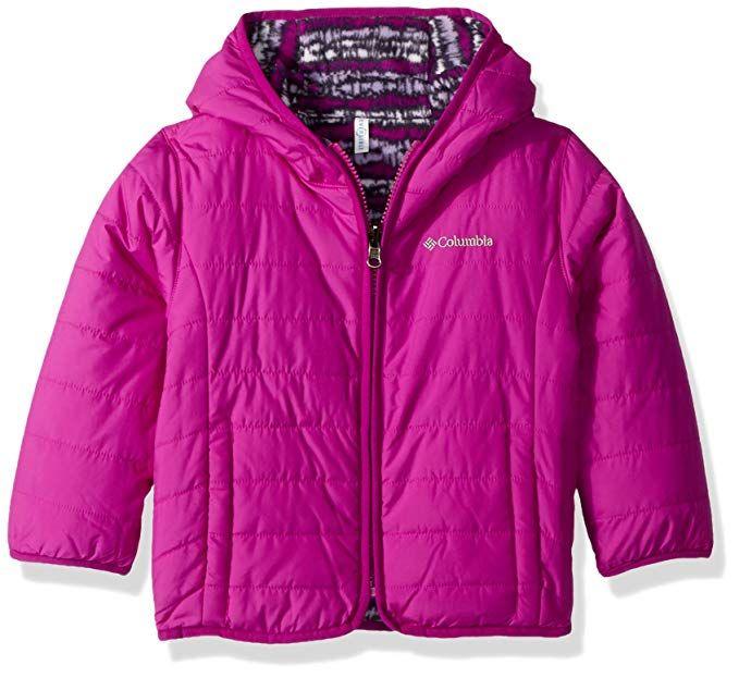 Columbia Baby Girls Double Trouble Jacket