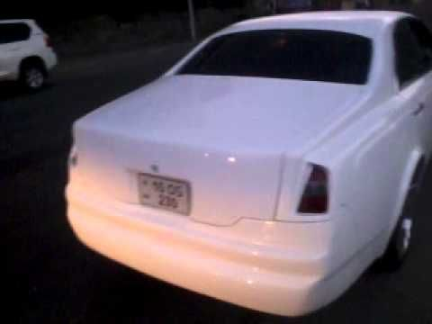 Rolls Royce Phantom replica. (From Nissan cedric 2001)