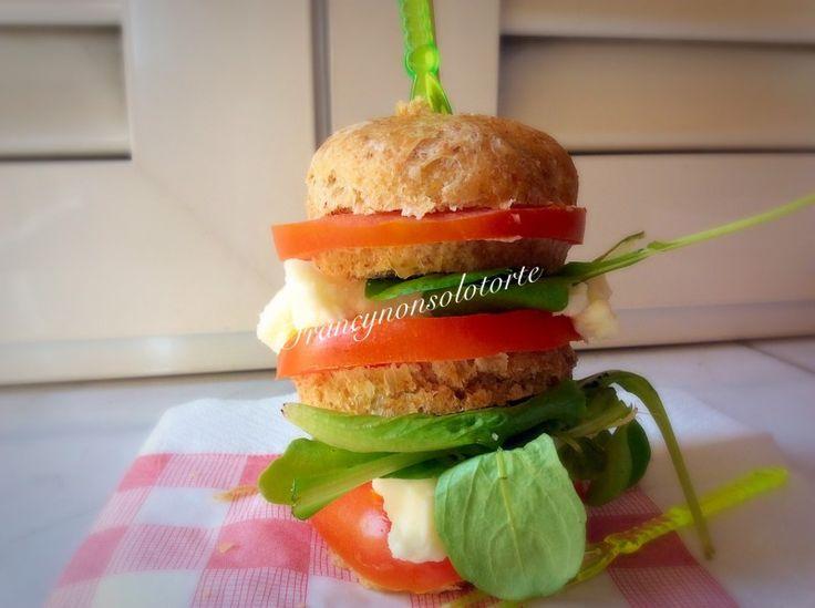 Mini Party Sandwich