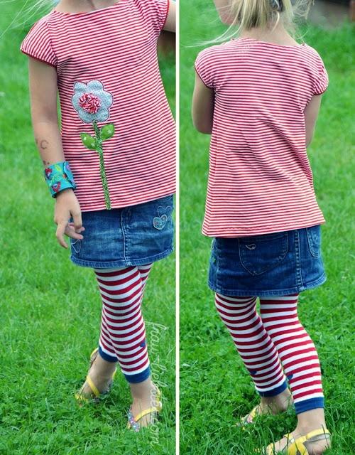 17 besten t-shirt Bilder auf Pinterest | Schnittmuster, Kinder nähen ...