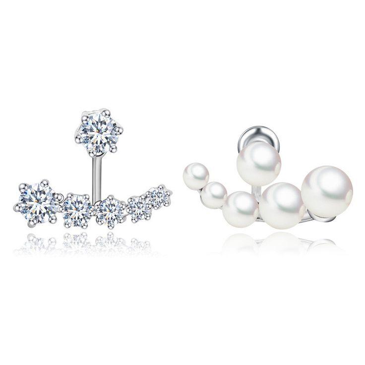 28 best Luxury Diamond earring images on Pinterest   Diamond drop ...