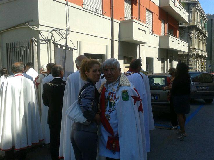 BARONESSA MARY,INSIEME AL SUO AMICO NOBILE,IL CONTE GIOVANNI BOSIO.