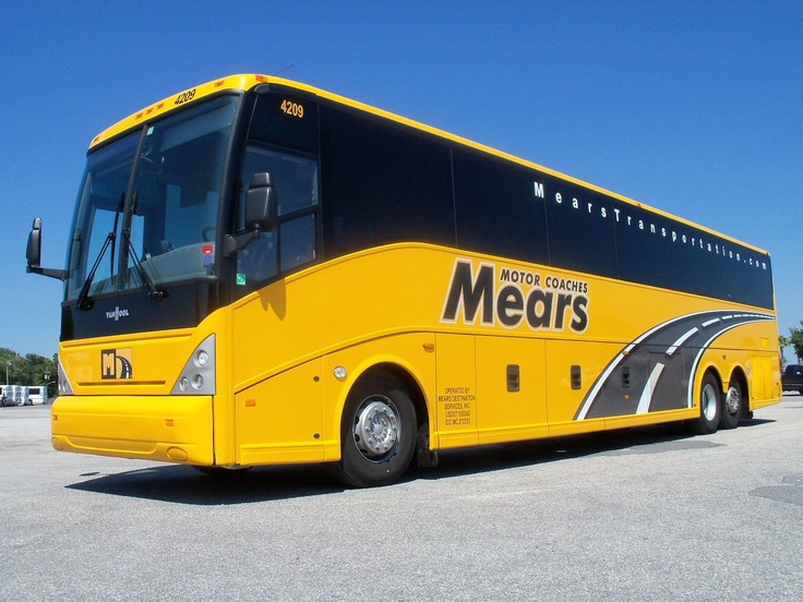 Mears transportation based in orlando fla placed