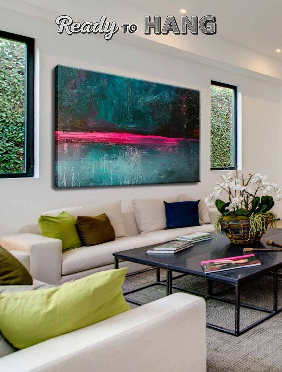 Canvas painting Original painting Contemporary Art Abstract