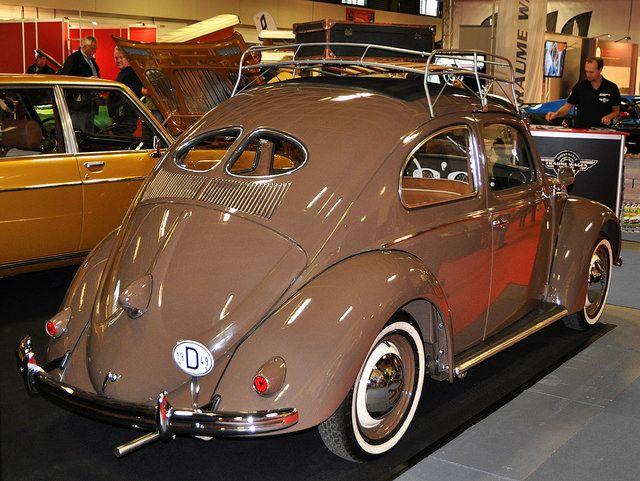Volkswagen Pretzel Beetle 1200 1949 Volkswagen O