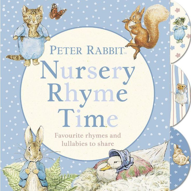 Peter Rabbit - Nursery Rhyme Time (Board Book). Product code: 9780723266983