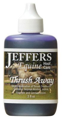 "Check out ""Jeffers Thrush Away Horse Thrush Treatment"" from Jeffers Pet"