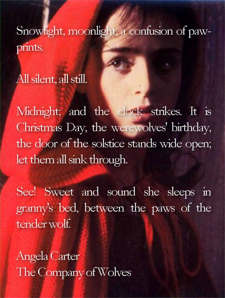 an analysis of the passages in the werewolf by angela carter Dictionarycom is the world's leading online source for english definitions, synonyms, word origins and etymologies, audio pronunciations, example sentences, slang phrases, idioms, word games, legal and medical terms, word of the day and more.