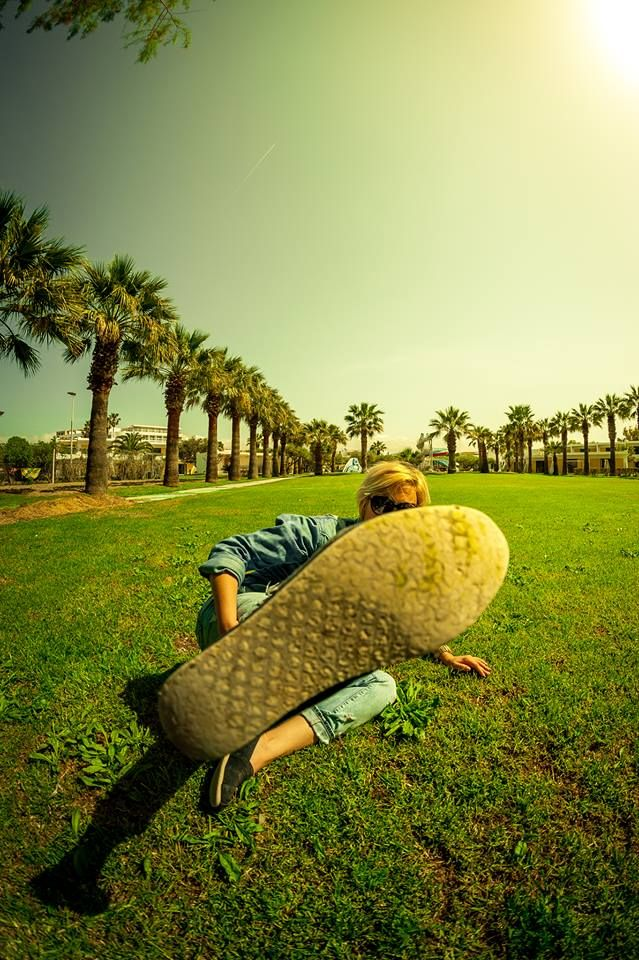 #alex beach rodos # tholos #greece